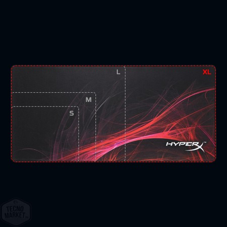PAD MOUSE HYPERX FURY SPEED...